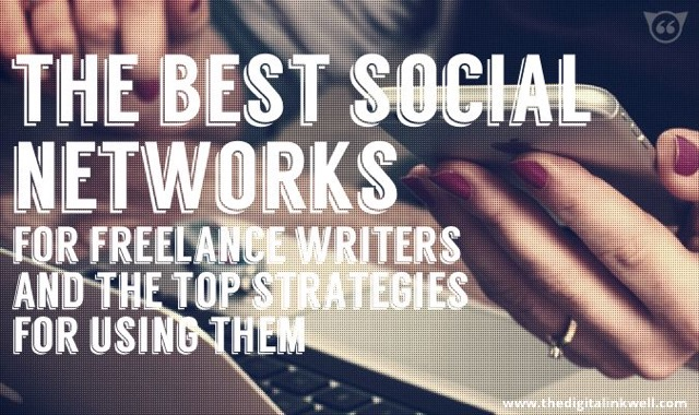 best-social-networks-for-freelance-writers